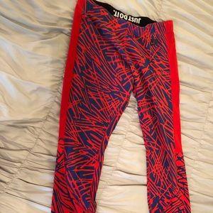 Nike workout full length leggings